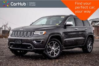 New 2019 Jeep Grand Cherokee New Car Overland|Diesel|4x4|Navi|Sunroof|Backup Cam|Bluetooth|Blind Spot|Parallel Park Assist|20