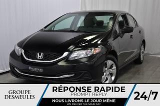 Used 2014 Honda Civic A/C * Bouton ECON * Bluetooth for sale in Laval, QC