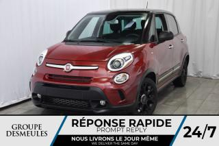 Used 2015 Fiat 500 L Cam. de Recul * Toit ouvrant * Bluetooth for sale in Laval, QC