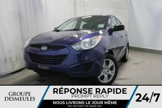 Used 2012 Hyundai Tucson FWD + 4CYL + AUTOMATIQUE for sale in Laval, QC