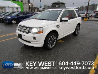 Used 2015 Land Rover LR2 AWD Sunroof Leather Nav Heated Seats for sale in New Westminster, BC