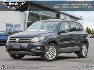 Used 2016 Volkswagen Tiguan Special Edition 2.0T 6sp at w/Tip 4M for sale in Ottawa, ON
