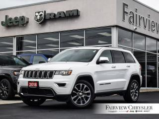 Used 2018 Jeep Grand Cherokee Limited l SOLD BY SHELDON THANK YOU!!! for sale in Burlington, ON