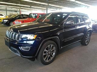 Used 2018 Jeep Grand Cherokee LIMITED | SUNROOF | NAV | LOW KMS | for sale in Burlington, ON