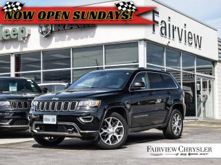 Used 2018 Jeep Grand Cherokee Limited l Sterling Edition l NAV l Sunroof l for sale in Burlington, ON