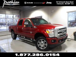 Used 2016 Ford F-350 XL | DIESEL | LEATHER | SUNROOF | for sale in Falmouth, NS