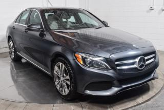 Used 2016 Mercedes-Benz C-Class C300 Awd Sport Pack for sale in St-Constant, QC