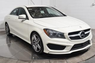 Used 2015 Mercedes-Benz CLA-Class Cla250 Awd Cuir Mags for sale in St-Constant, QC