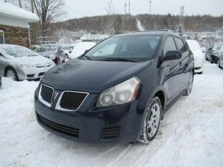 Used 2009 Pontiac Vibe AWD for sale in Québec, QC