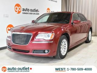 Used 2014 Chrysler 300 Touring RWD; Auto, Leather Heated Seats, Push Start for sale in Edmonton, AB