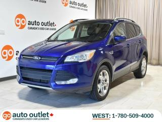 Used 2014 Ford Escape SE 4WD; LEATHER. HEATED SEATS, NAV, BACKUP CAMERA, POWER LIFTGATE for sale in Edmonton, AB
