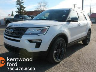 New 2019 Ford Explorer XLT, 4WD, APPEARANCE Package, 20