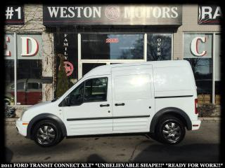 Used 2011 Ford Transit Connect XLT*UNBELIEVABLE SHAPE!!*READY FOR WORK!!* for sale in Toronto, ON