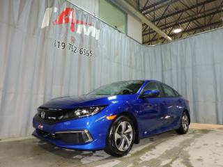 Used 2019 Honda Civic Lx Démo D for sale in Rouyn-Noranda, QC