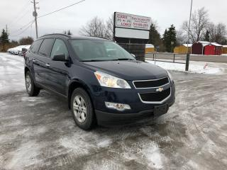 Used 2012 Chevrolet Traverse LS for sale in Komoka, ON
