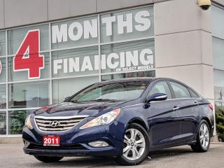 Used 2011 Hyundai Sonata Limited | Leather | Sunroof | Climate Control for sale in St Catharines, ON