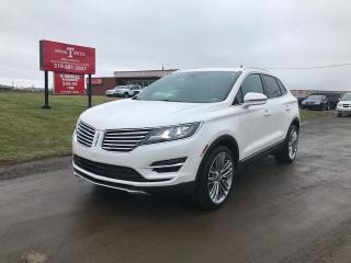 Used 2015 Lincoln MKC Reserve for sale in London, ON