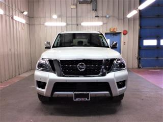 Used 2018 Nissan Armada SL for sale in Ottawa, ON