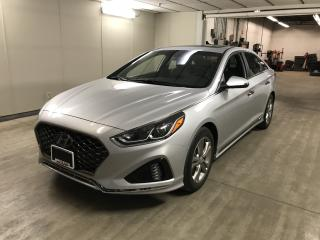 Used 2018 Hyundai Sonata SPORT for sale in Ottawa, ON