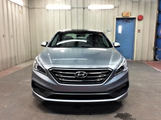 Used 2015 Hyundai Sonata SPORT for sale in Ottawa, ON