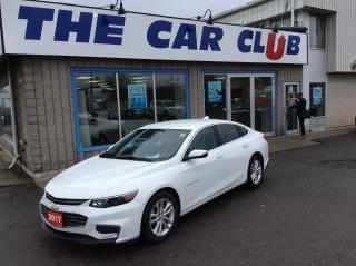 Used 2017 Chevrolet Malibu LT - AUTO - A/C - BACK UP CAMERA! for sale in Ottawa, ON