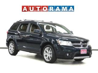 Used 2015 Dodge Journey R/T LEATHER AWD SUNROOF 7 PASSENGER for sale in Toronto, ON