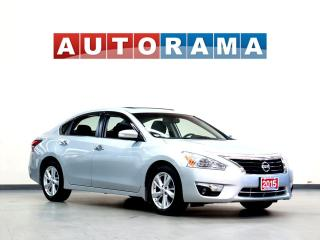 Used 2015 Nissan Altima 2.5 SL TECH PKG NAVI BACK UP CAM LEATHER SUNROOF for sale in Toronto, ON