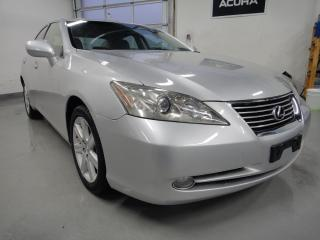 Used 2007 Lexus ES 350 VERY CLEAN,LEATHER ,ROOF for sale in North York, ON