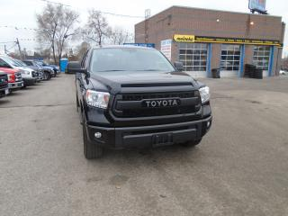 Used 2017 Toyota Tundra SR5 Plus TRD PKG for sale in North York, ON