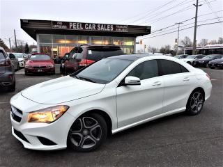 Used 2016 Mercedes-Benz CLA-Class CLA 250|AWD|NAVI|PANROOF|ACCIDENTFREE| for sale in Mississauga, ON