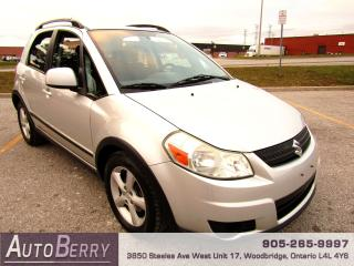 Used 2008 Suzuki SX4 2.0L - All Wheel Drive for sale in Woodbridge, ON