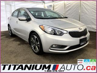 Used 2016 Kia Forte EX-Camera-Heated Seats-Fog Lights-BlueTooth-ECO-XM for sale in London, ON