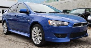 Used 2010 Mitsubishi Lancer GTS for sale in Etobicoke, ON