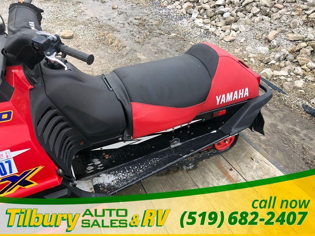 1997 Yamaha VMAX SX 700