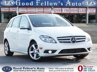 Used 2014 Mercedes-Benz B-Class PANORAMIC ROOF, LEATHER SEATS, HEATED SEATS for sale in Toronto, ON