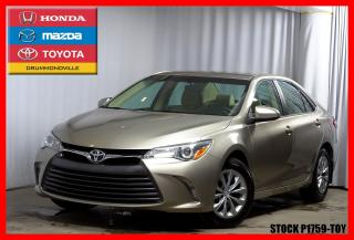 Used 2015 Toyota Camry LE for sale in Drummondville, QC