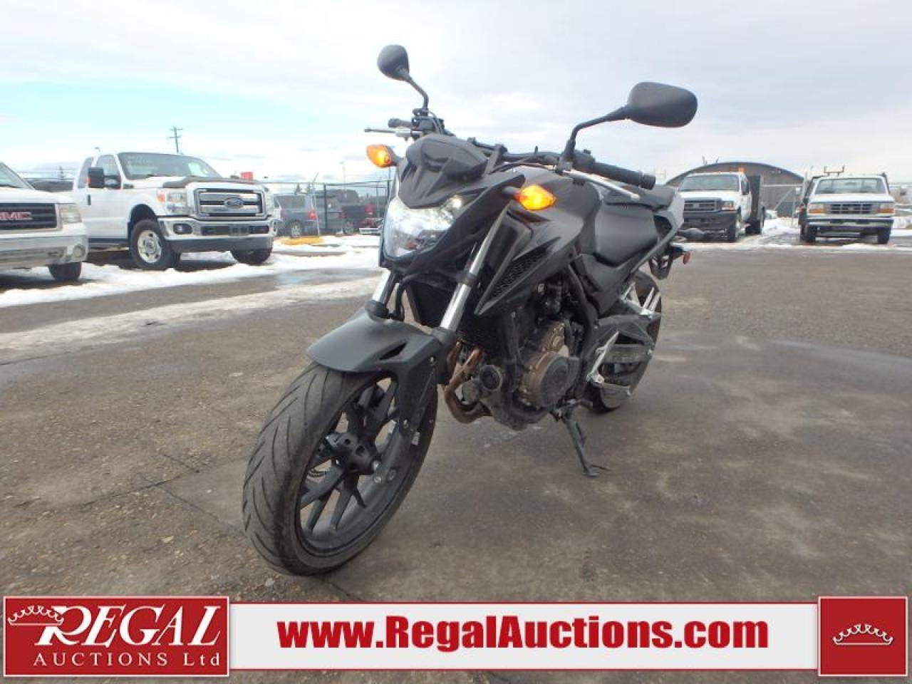 Photo of Black 2018 Honda CB500