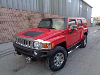 Used 2007 Hummer H3 4X4 - LEATHER - SUNROOF - CHROME PKG for sale in Toronto, ON