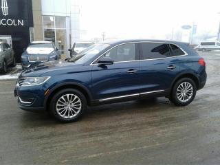 Used 2017 Lincoln MKX Select for sale in Fredericton, NB