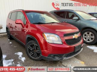 Used 2012 Chevrolet Orlando 1LT | 7PASS for sale in London, ON