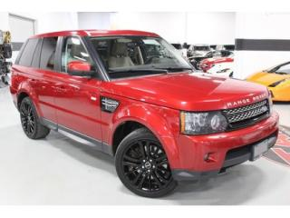 Used 2013 Land Rover Range Rover Sport HSE LUXURY   FULLY LOADED for sale in Vaughan, ON