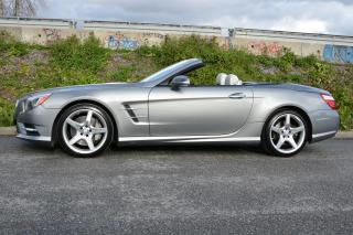 Used 2013 Mercedes-Benz SL-Class SL 550 ROADSTER for sale in Vancouver, BC