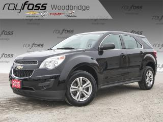 Used 2015 Chevrolet Equinox LS LOW K for sale in Woodbridge, ON
