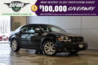 Used 2013 Dodge Avenger R/T - one owner, clean carproof, mint condition for sale in London, ON