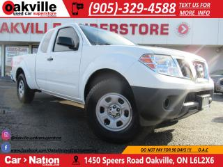 Used 2013 Nissan Frontier S   POWER OPTIONS   CRUISE   LANDSCAPERS DREAM for sale in Oakville, ON