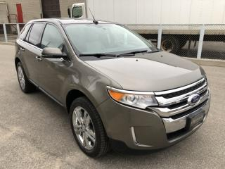 Used 2014 Ford Edge Limited I AWD for sale in Toronto, ON