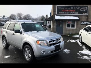 Used 2012 Ford Escape XLT for sale in Kingston, ON