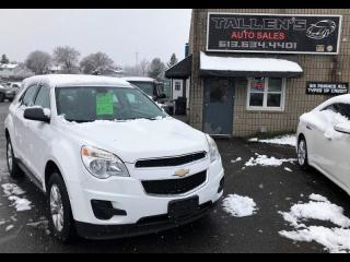Used 2011 Chevrolet Equinox LS for sale in Kingston, ON