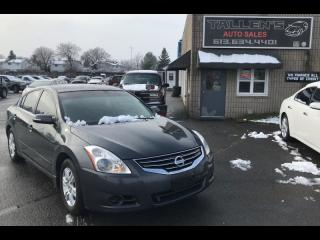 Used 2011 Nissan Altima for sale in Kingston, ON