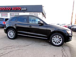 Used 2013 Audi Q5 2.0L Quattro Premium PKG Automatic Certified 2YR Warranty for sale in Milton, ON
